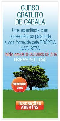 Inscrição no Curso « Cabala Brasil