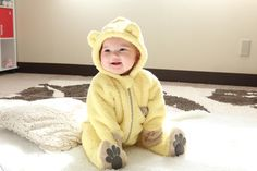Baby baer animal suit あったかくまさんの着ぐるみ http://www.babygoose.jp/fs/babygoose/a-1531