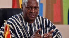 Ghana president makes no panic plea over terror threat memo - BBC News