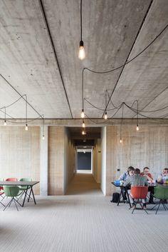 Gallery - AGO Office HQ / Steven Vandenborre architects - 8