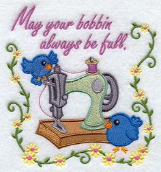Machine Embroidery Designs at Embroidery Library! - Color Change - E8496