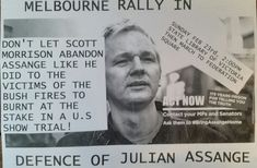2020 Feb 23 at 2pm MELBOURNE, AU Melbourne Au, Chelsea Manning, Rally, Prison, Let It Be, Street