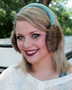 The Snuggles Taking nostalgia to the next level, these are your grown up ear muffs. $29.99