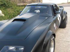 Vette in black...(outdoor latest pics) - CorvetteForum - Chevrolet Corvette Forum Discussion