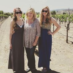 Mother's day at #aguadulcewinery #mothersday #family #winefordays #wineos