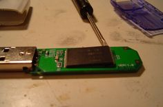 Iphone data recovery chip