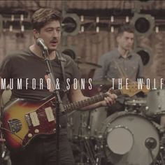 The Wolf - Mumford And Sons #mumfordandsons #thewolf #believe