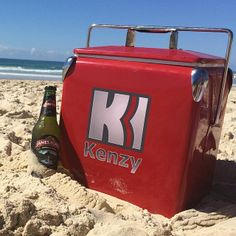 Anzac Day on the Gold. Coast #kenzycoolers #stillsummer #boags