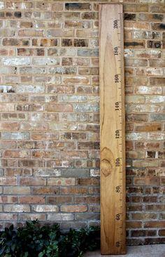 DIY : Fabriquez votre propre toise pour mesurer vos minis! #Easy
