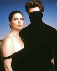 Isabella Rosellini & David Lynch