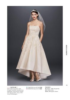David's Bridal Online Catalog