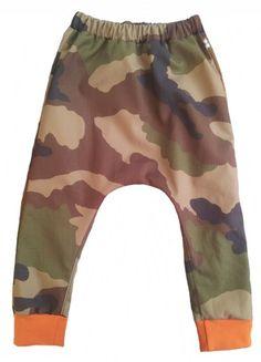 Seje army baggy bukser