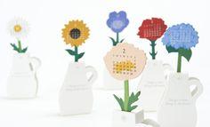 2014 calender Flowers フラワー