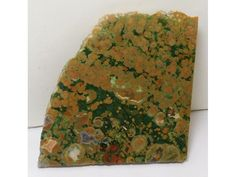 We just added a new product online Rainforest Jasper.... You can see it at: http://www.unconventionallapidarist.com/products/rainforest-jasper-lapidary-slabs-3-8-x-3-8-x-0-3-jaspslab2325?utm_campaign=social_autopilot&utm_source=pin&utm_medium=pin