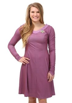 b7c64eba5c Star Trek Deanna Troi Costume Dress