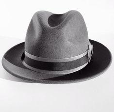 "- 100% Wool Felt - Center Creased, Pinch Front Crown - 2 1/4"" Brim Hats For Men, Hat Men, Fedora Men, Fedora Hats, Men's Hats, Casual Wear For Men, Casual Man, Popular Hats, Wide-brim Hat"