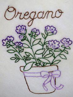 Oregano by HandmadeDirect on Etsy