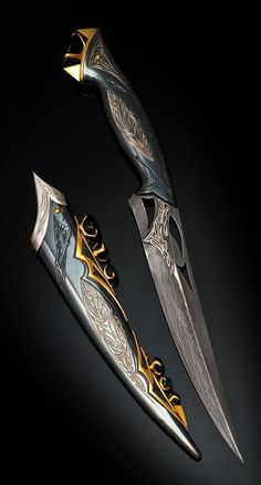 Impeccable handwork is nothing more to say here. Go to our store and find his brother - Quartz spawn Ninja Weapons, Anime Weapons, Weapons Guns, Fantasy Weapons, Fantasy Dagger, Pretty Knives, Cool Knives, Swords And Daggers, Knives And Swords