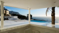 Thank you for considering Two Views villa for your stay in Camps Bay, Cape Town. Book with Us for the Lowest Rates available online, guaranteed! Camps, Mountain View, Cape Town, South Africa, Beach House, Villa, Ocean, Luxury, Book