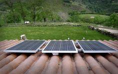 Paneles fotovoltaico