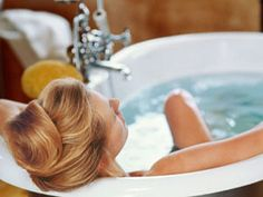 Try these simple at-home spa treatments to give your body the special care it needs, along with a beauty bonus.