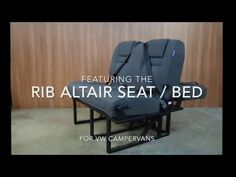 Campervan HQ Gear Update: A Proper Campervan Bench Seat/Bed