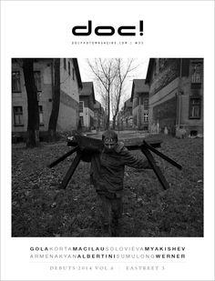 Cover of doc! photo magazine #33  Cover photo: Arkadiusz Gola