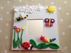 A great little project idea...mini beasts...@ Knockavoe Primary. Clay modelling with Jumpingclay