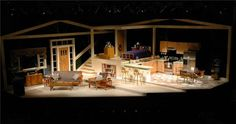 sets for rabbit hole the play - Google Search