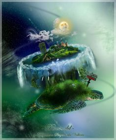 Discworld by ~valkiria-art on deviantART