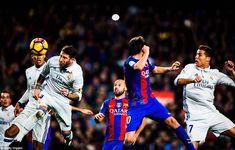 Barcelona 1-1 Real Madrid: Sergio Ramos marca nos minutos finais ( la liga 2016/2017, camp nou)