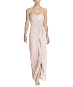 Stylist NotesI love this bridesmaid dress by Dessy because it s so elegant  and flattering to many d1a2f7080a76