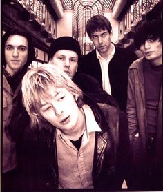Too young!! #Radiohead