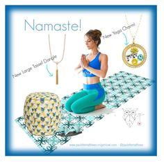 """Namaste!"" by paulette-matthews on Polyvore"