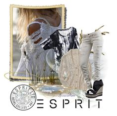 """""""Challenge Your Design Talent with Esprit & The Royal College of Art"""" by kansasmom on Polyvore"""