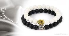 Ásvány karkötők - Rózsaszín szemüveg #ásványkarkötők #bracelets #ásványokhatásai Beaded Bracelets, Lokai Bracelets, Paros, Kids Wear, Jewelry, Women, Bracelets, Jewlery, Jewerly