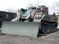 JGSDF Combat Engineering Vehicle