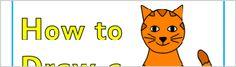 How to Draw Step By Step for Kids Free Printables - SparkleBox