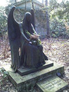 Cemetery Stahnsdorf, Berlin, Germany