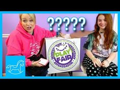 GIANT SURPRISE TOYS BOX FROM PLAY FAIR! See Mommy and Gracie LIVE - YouTube