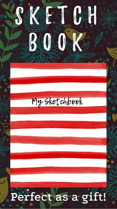 Express your artistic self in this SKETCHBOOK! Perfect gift for someone who loves sketching or for yourself! :) Gift for her gift for girl gift for mom gift for girlfriend Gifts For Girls, Girl Gifts, Gifts For Mom, Preschool Workbooks, Margaret Wise Brown, Good Night Moon, Book Activities, Sketchbooks, Sketching