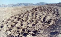 """Mysterious """"Band Of Holes"""" In Pisco Valley Peru &... - Unexplained Mysteries"""