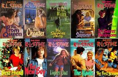 The Fear Street series. Loved these books in the 90s.  I always got 2 new ones each week and would get them all finished before the weekend was over.