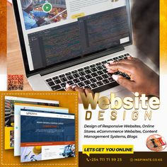 We have a creative and professional team of web developers and designers with over 20 cumulative years in Web Applications Development, Website Design, Internet Marketing, Search Engine Optimization (SEO) and Content creation.  #inspimate #webdesign #ecommerce #responsive #cms #seo  For Responsive Websites, Online Store/ eCommerce, CMS /Blogs, Start-Up/Small Business Website   📧 mail@inspimate.co.ke 📲 +254711719925