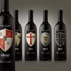 Coat of arms #winelabel