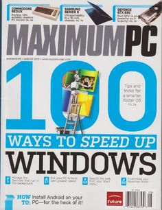 Maximum PC Magazine (August 2012) « Library User Group