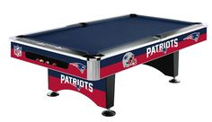 Use this Exclusive coupon code: PINFIVE to receive an additional 5% off the New England Patriots NFL 8 Foot Pool Table at SportsFansPlus.com
