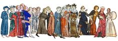 1351 - Garb for the 14th Century - an amazing website