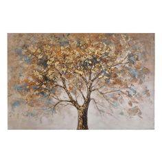 Πίνακας/ Καμβάς Δέντρα 150Χ100 Canvas Wall Art, Vintage World Maps, Drawing, Decor, Paintings, Collection, Canvases, Basteln, Decoration