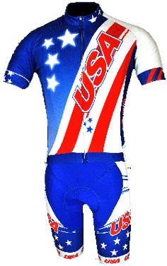 2013 USA Stars and Stripes FZ Jersey made by Giessegi in Italy. 5c1c174c7